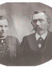 Johanne Mortensen og Niels Marius Andersen